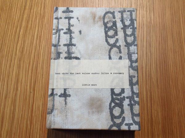 ナンバーナイン book white the last volume NUMBER (N)INE 本 写真集