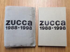 zucca 1988-1998 写真集 ビジュアルブック ズッカ 小野塚秋良 カバー